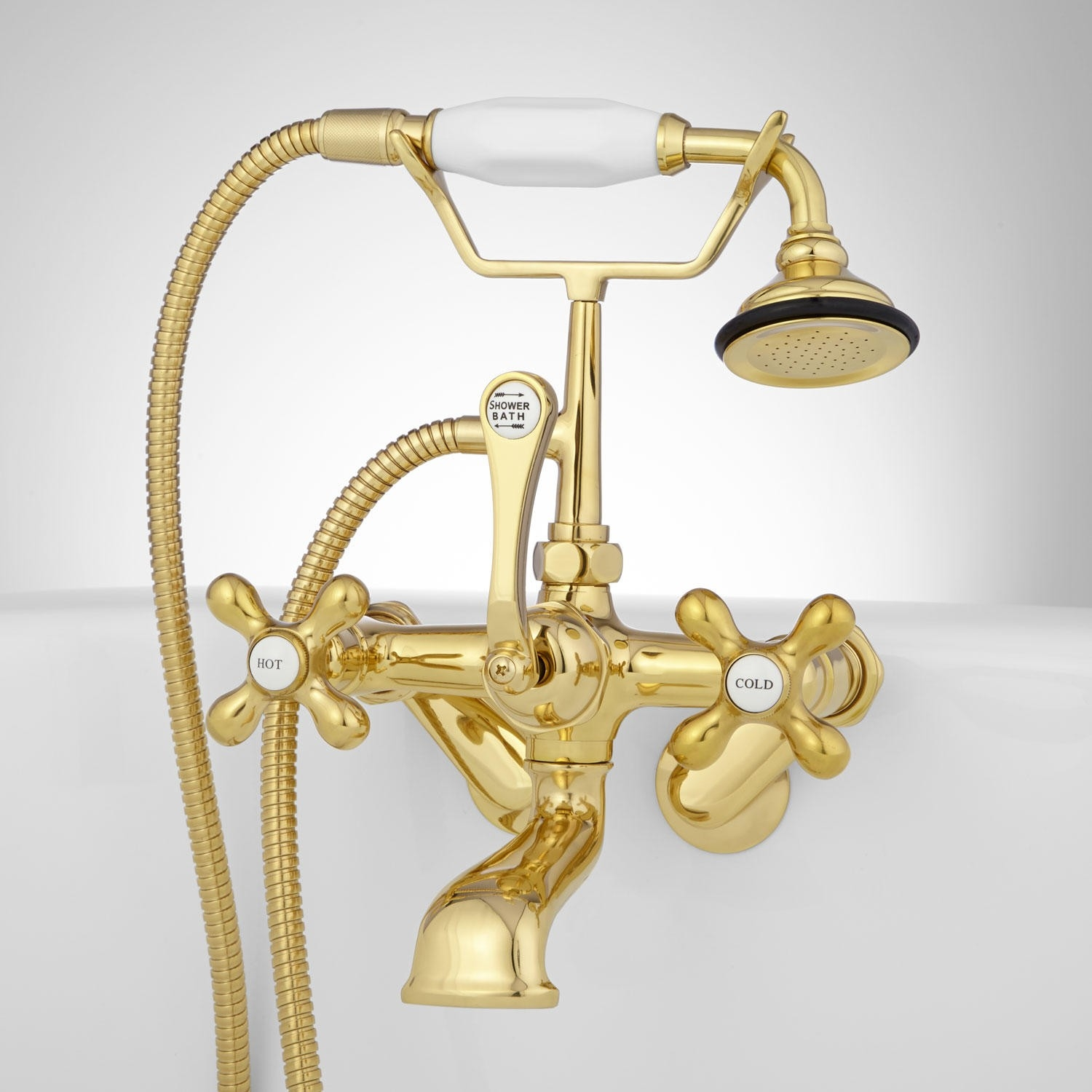 Ideas, tub wall mount telephone faucet hand shower cross handle in size 1500 x 1500  .