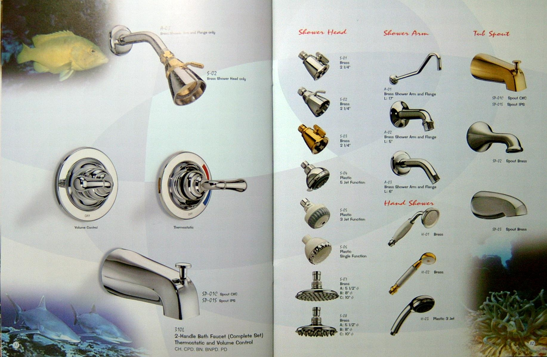 Ideas, types of bathtub shower faucets types of bathtub shower faucets 50 shower faucet valve types contemporary style ceramic valve 1834 x 1197  .