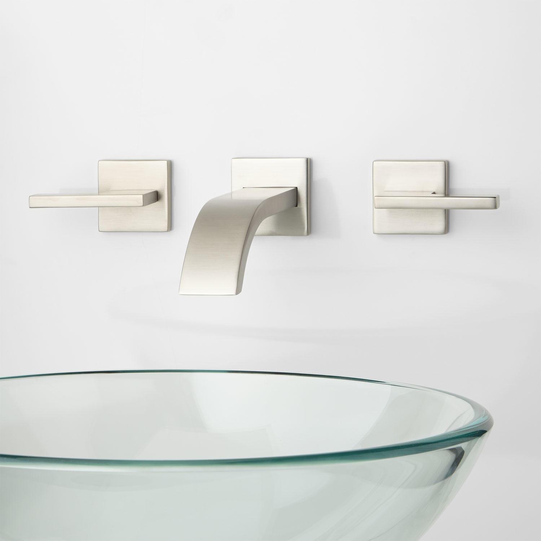 Ideas, ultra wall mount bathroom faucet lever handles bathroom regarding sizing 1500 x 1500  .