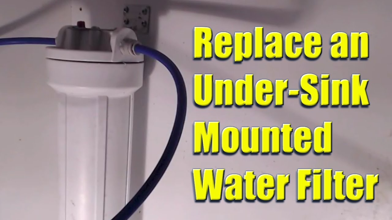 Ideas, under sink water filter without faucet under sink water filter without faucet replace a whirlpool model no whkf dwh under sink mounted water 1280 x 720  .