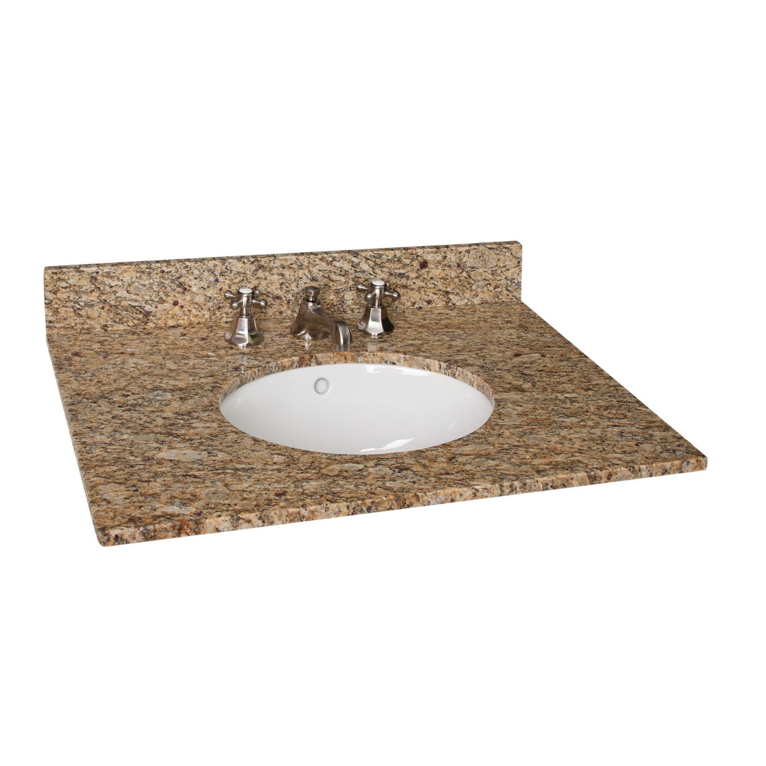 Ideas, undermount bath sink with faucet holes undermount bath sink with faucet holes 31 x 22 granite vanity top with undermount sink bathroom 1500 x 1500  .