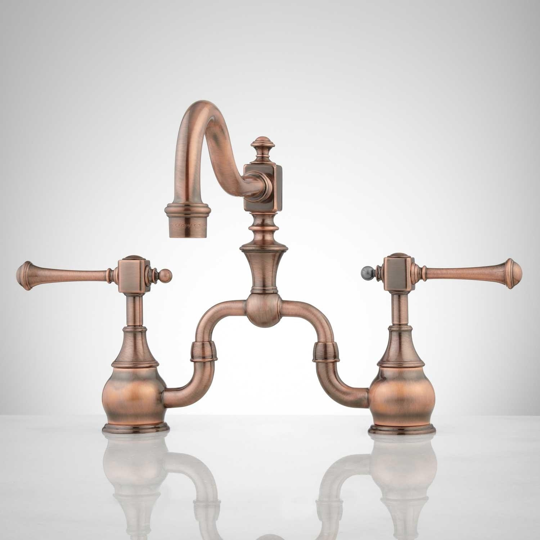 Ideas, vintage bridge kitchen faucet lever handles kitchen throughout dimensions 1500 x 1500  .