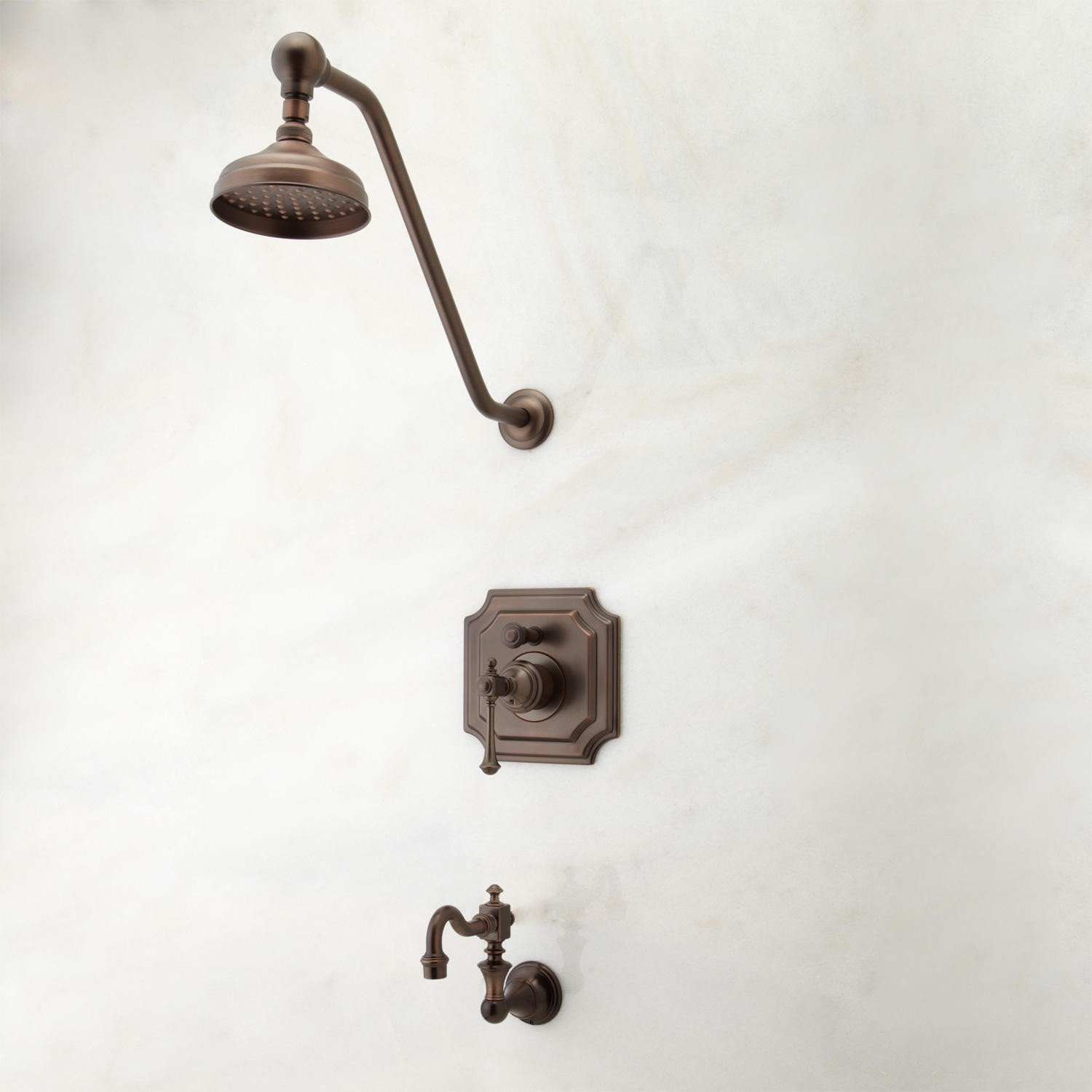Ideas, vintage pressure balance tub and shower faucet set with lever within sizing 1500 x 1500  .