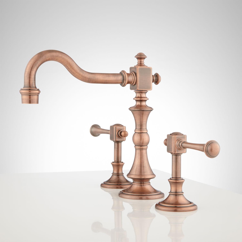 Ideas, vintage style bathtub faucets vintage style bathtub faucets vintage widespread bathroom faucet lever handles bathroom sink 1500 x 1500  .