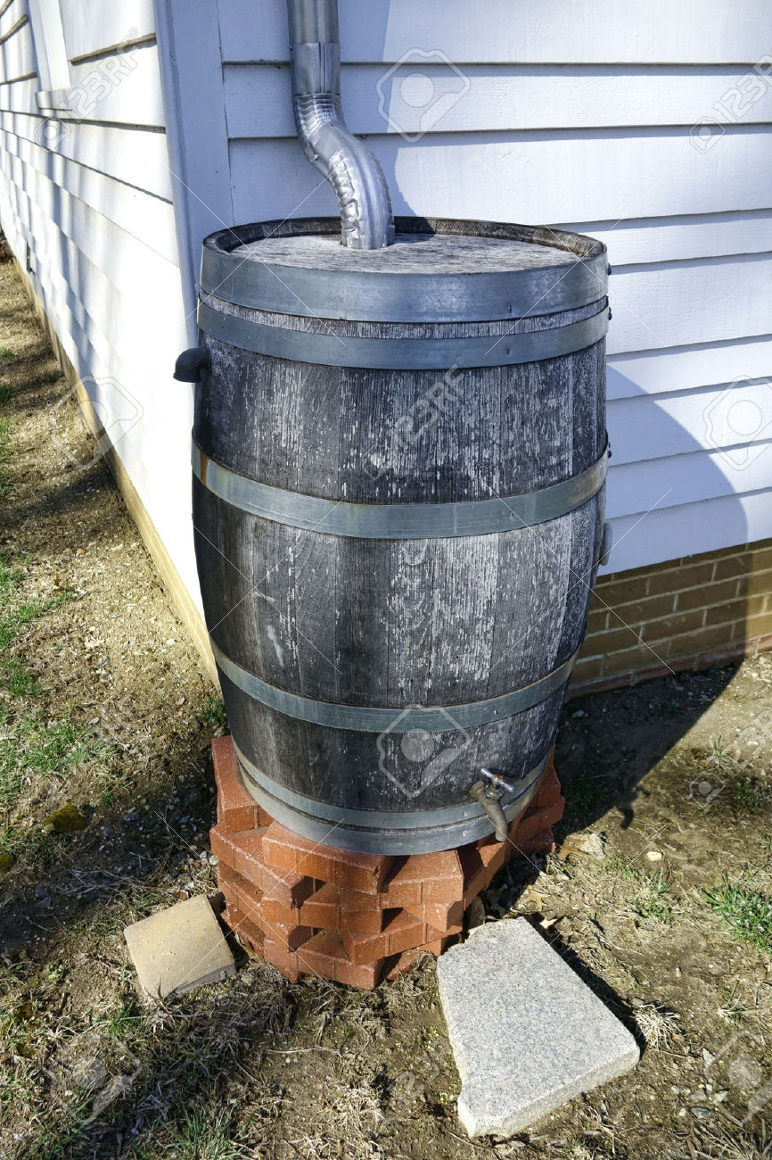 Ideas, water faucet for rain barrel water faucet for rain barrel wood rainwater tank rain barrel for storm water runoff collection 866 x 1300  .