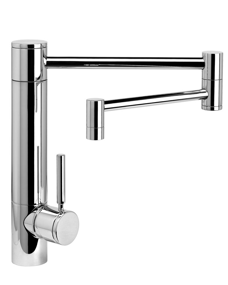 Ideas, waterstone faucets hunley kitchen faucet 18 articulated spout for measurements 800 x 1000  .