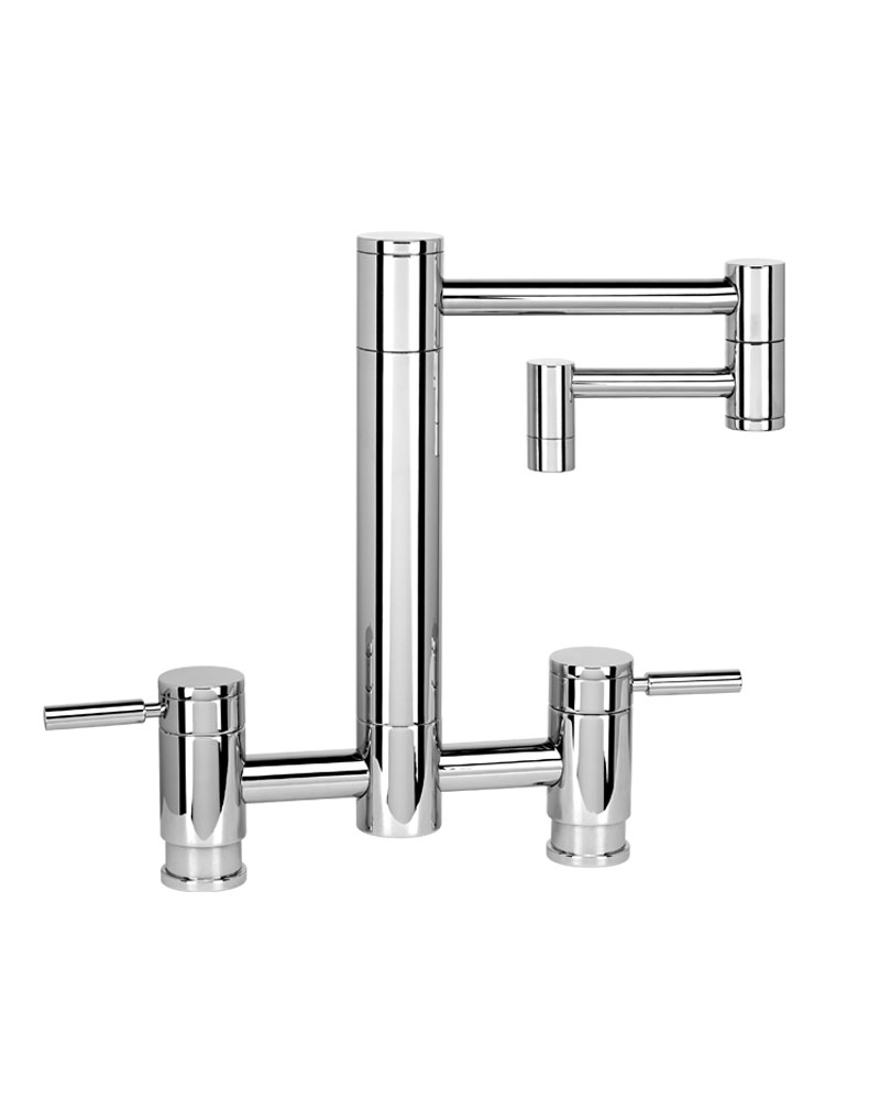 Ideas, waterstone hunley bridge faucet 12 articulated spout 7600 12 intended for sizing 800 x 1000  .