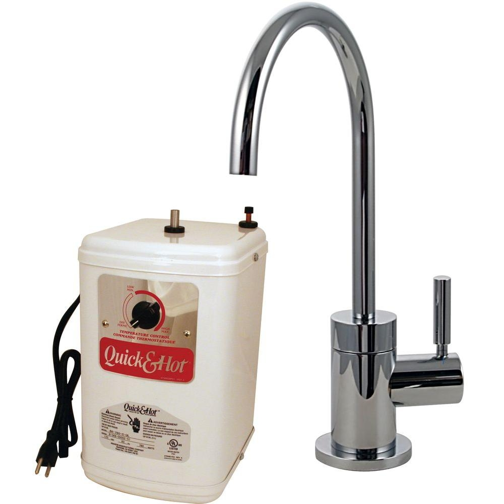 westbrass contemporary single handle hot and cold water dispenser inside proportions 1000 x 1000