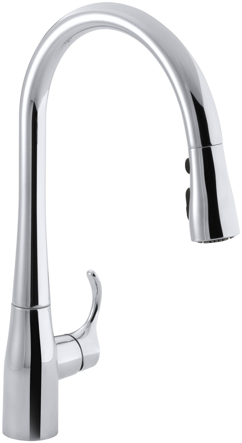 Ideas, whats the best pull down kitchen faucet faucetshub throughout sizing 819 x 1500  .