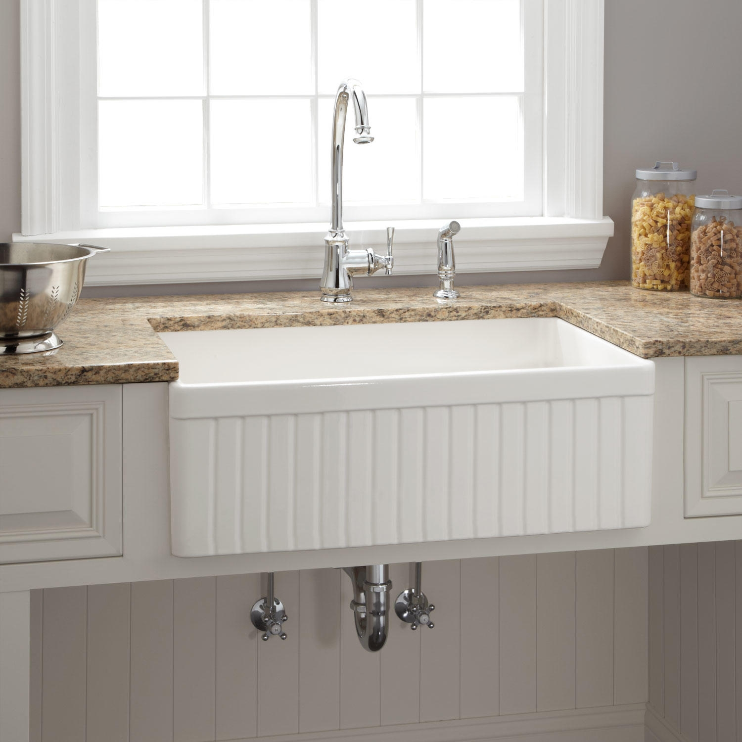 Ideas, white divided farmhouse sink best sink decoration pertaining to proportions 1500 x 1500  .