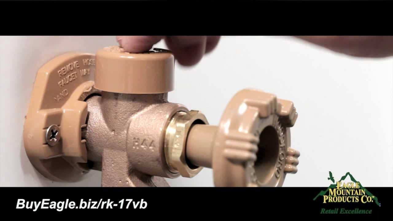 Ideas, woodford outdoor faucet vacuum breaker repair or replacement regarding dimensions 1280 x 720  .