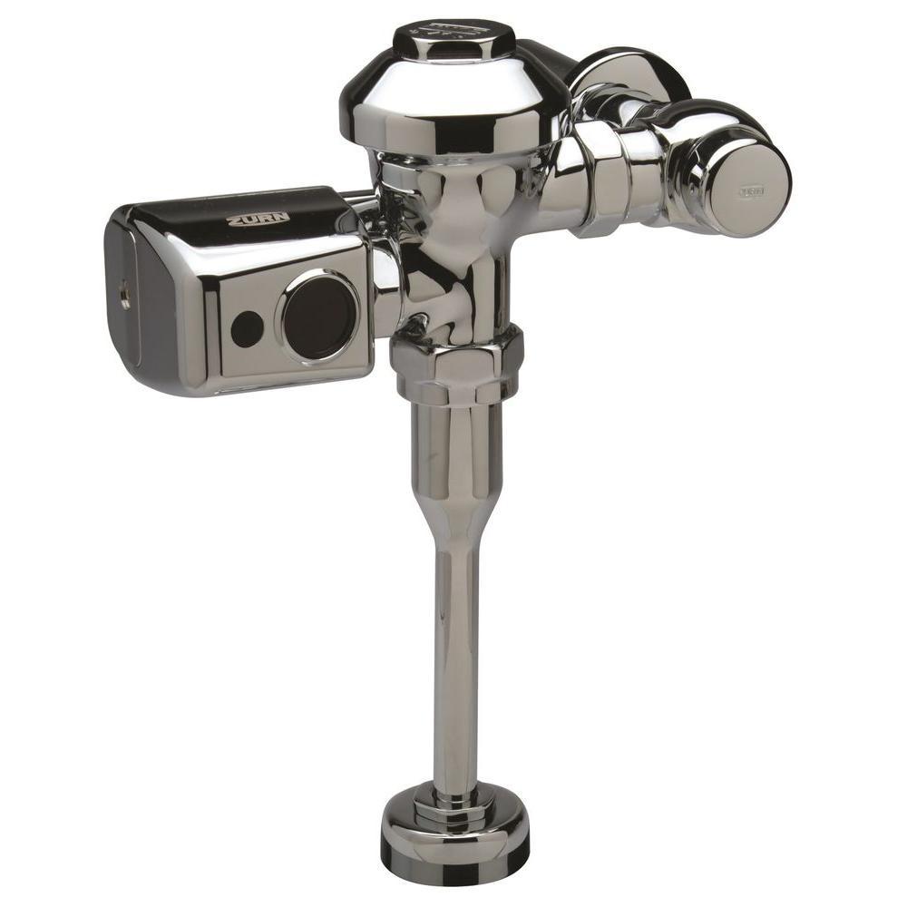 Ideas, zurn 16 gpf aquaflush exposed hardwired automatic sensor flush within size 1000 x 1000  .