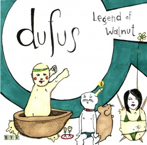 legend of walnut cover
