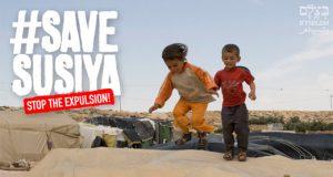 B'Tselem #SaveSusiya campaign
