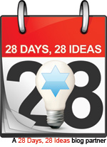 28 Days, 28 Ideas Blog Partner