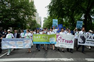 2015 Israel Day Parade in NYC. Photos copyright Gili Getz.