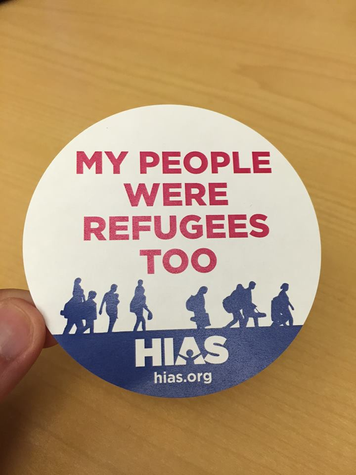 HIAS and Syrian refugees