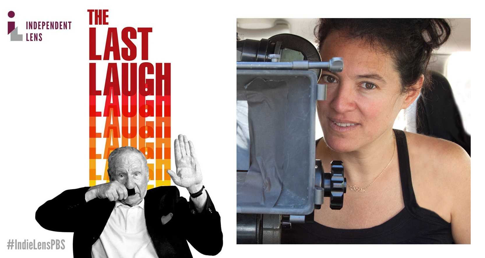 Interview with The Last Laugh with director Ferne Perlstein