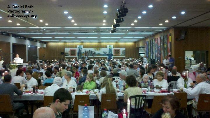 Passover at Kibbutz Mishmar Ha'emek, 2012