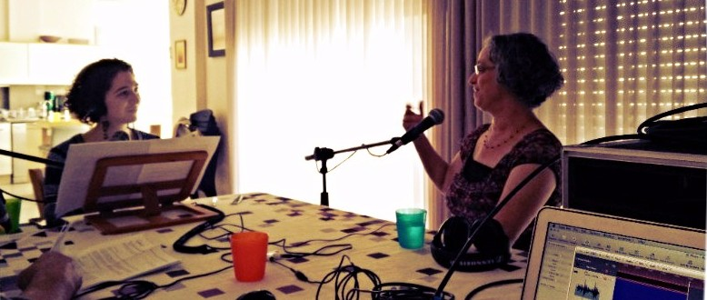 Shani Ruth and Gan Kagan on Global Torah Podcast