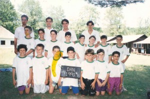 dcc seen at 10 years old. Extra points if you can pick me out.
