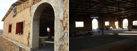 Eco-mosque in Wadi el Na'am