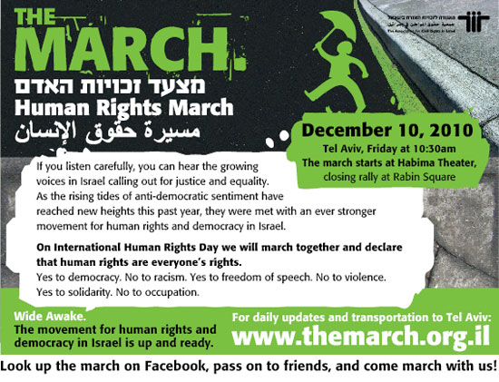 ACRI Human Rights March 2010