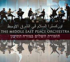 The Middle East Peace Orchestra performed in Malmö last week.