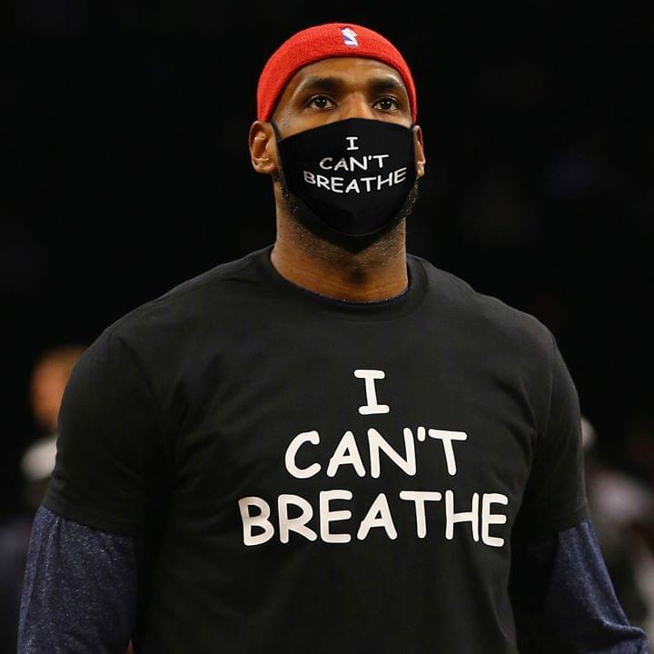 Geroge Floyd I Cant Breathe Anti Racism cotton t-shirt Hoodie Mug