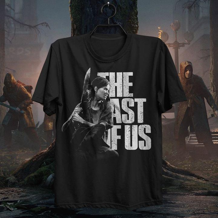 The Last Of Us Video Games For Lovers cotton t-shirt Hoodie Mug