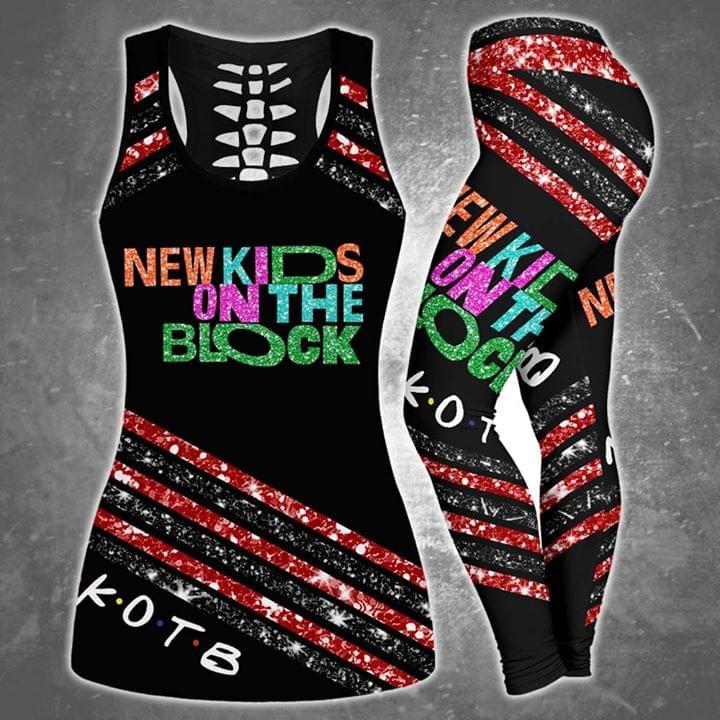 New Kids On The Block Friends Twinkle 3d Print Tanktop Legging 3d shirt hoodie sweatshirt