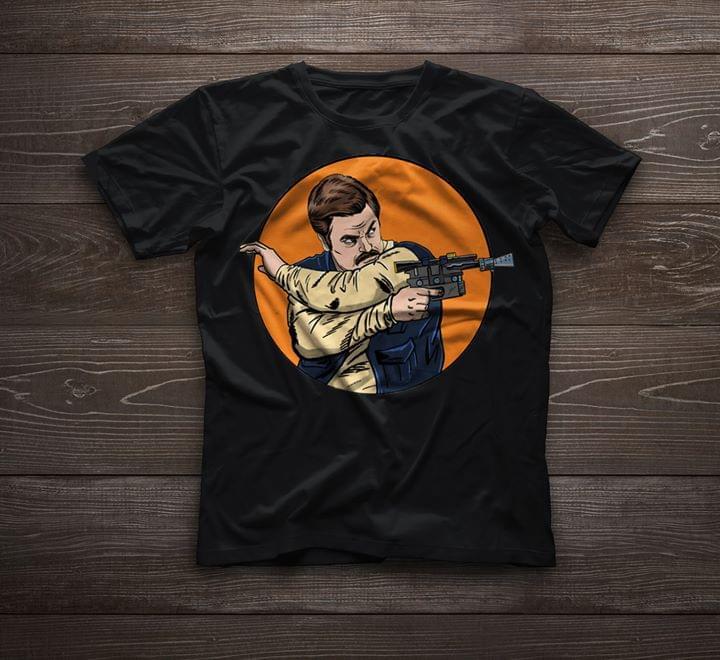 Ron Solo For Fan cotton t-shirt Hoodie Mug