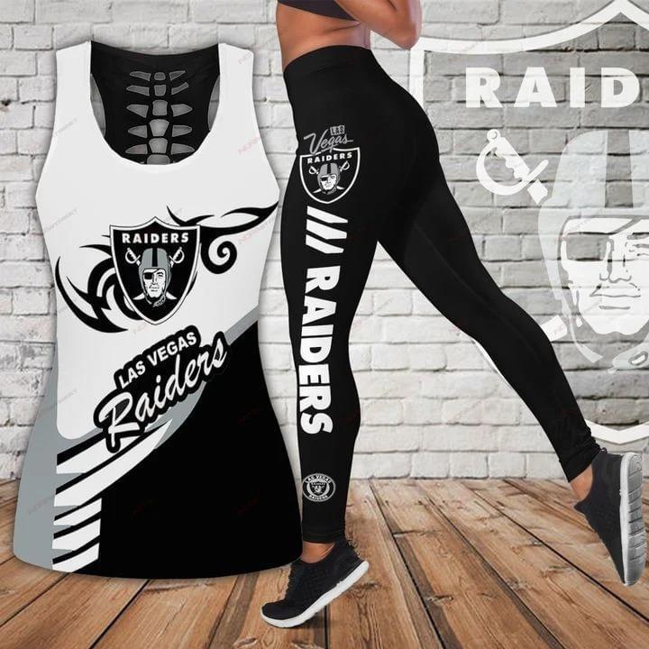 3d Las Vegas Raiders Football Team Fitness Yoga Set 3d shirt hoodie sweatshirt