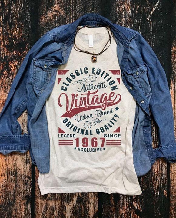 Classic Edition Authentic Vintage Urban Brand Original Quality Legen Since 1967 Exclusive cotton t-shirt Hoodie Mug
