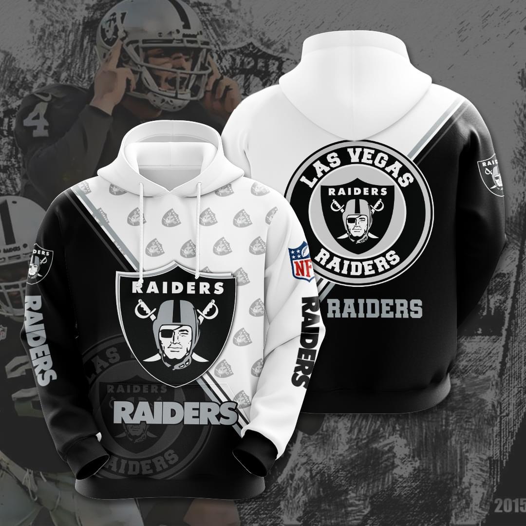 Nfl Las Vegas Raiders For Fans 3d shirt hoodie sweatshirt