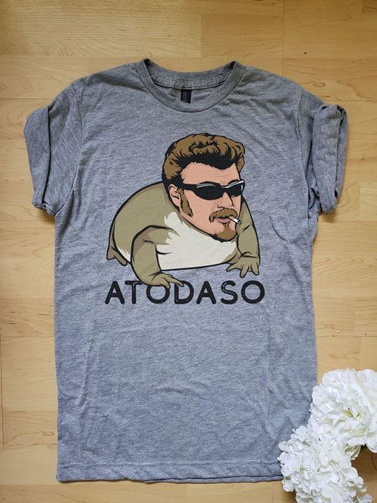 Trailer Park Boys Ricky Atodaso cotton t-shirt Hoodie Mug