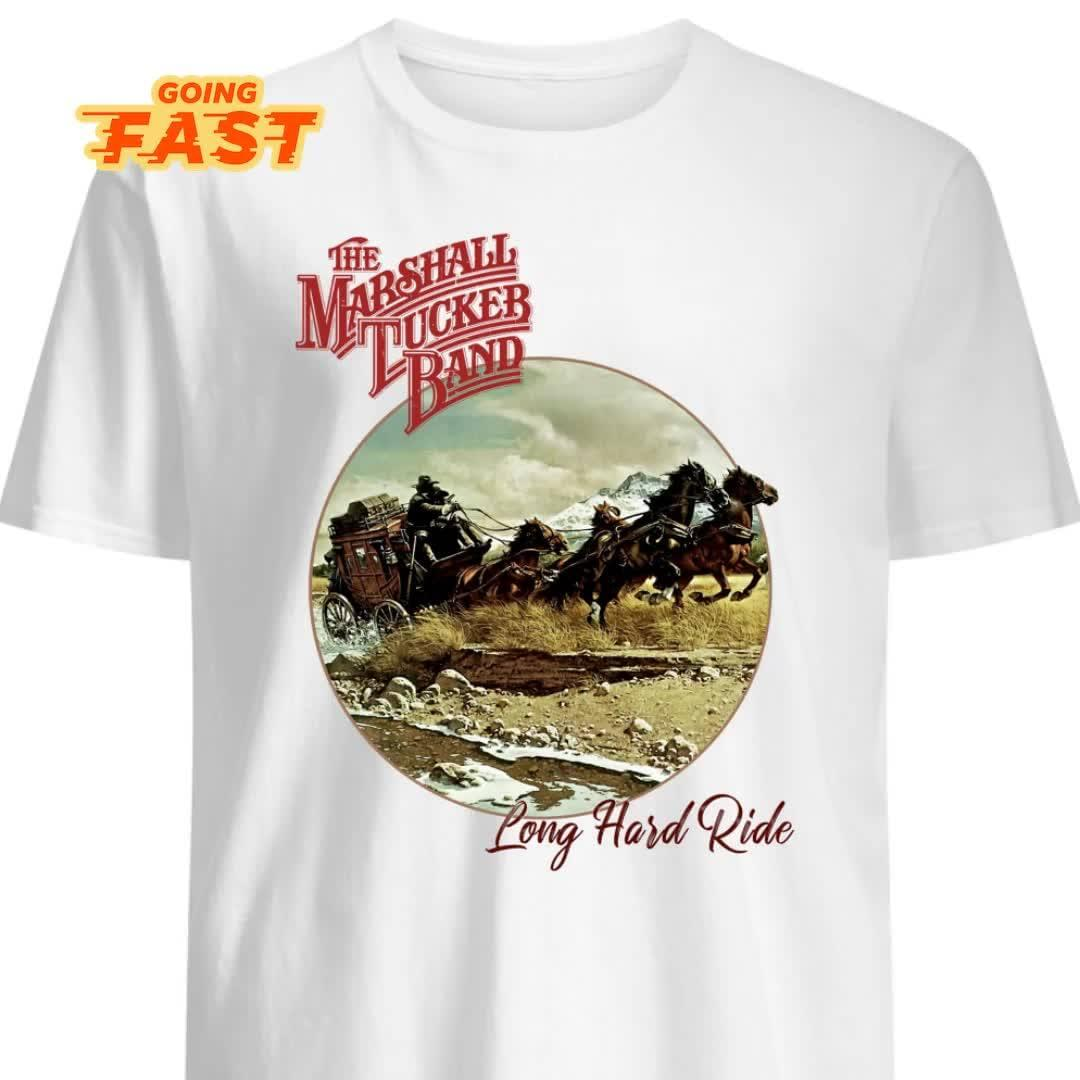 The Marshall Tucker Band Long Hard Ride For Fan cotton t-shirt Hoodie Mug