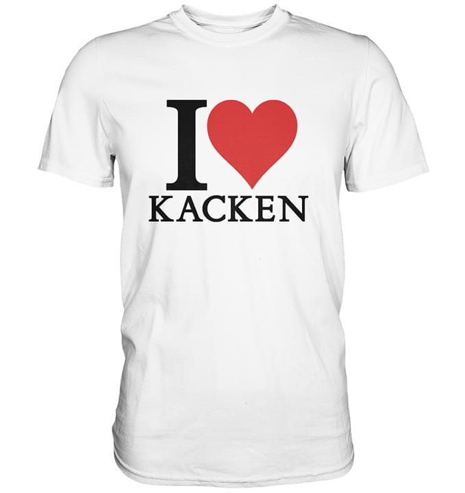 I Love Kacken Heart For Lovers cotton t-shirt Hoodie Mug