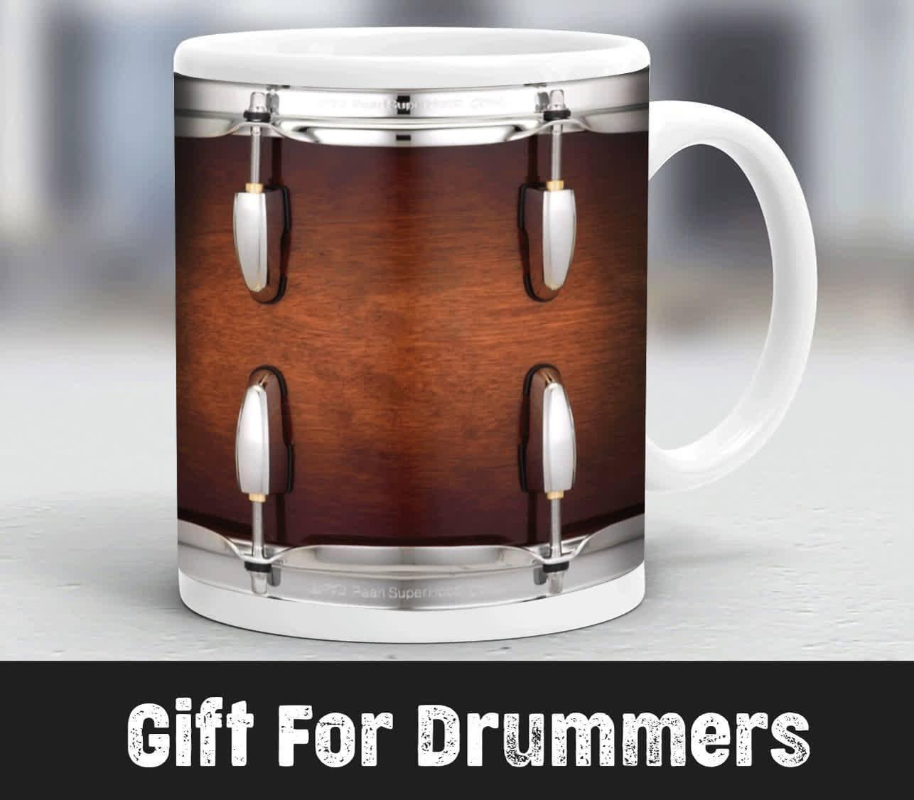Drum For Drummers Coffee Mug cotton t-shirt Hoodie Mug