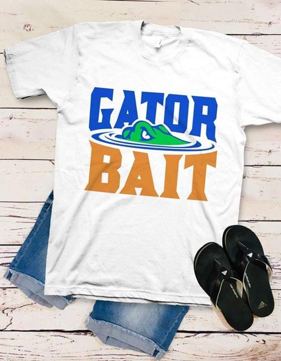 Gator Bait University Of Florida cotton t-shirt Hoodie Mug