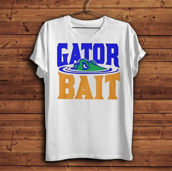 Gator Bait Florida Gators For Fan cotton t-shirt Hoodie Mug