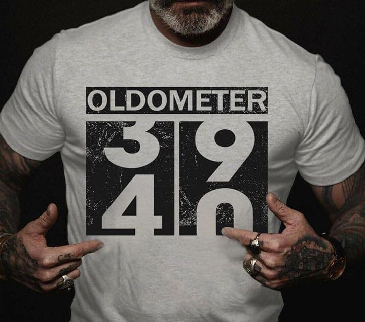 Motor Bike Oldometer 39 40 cotton t-shirt Hoodie Mug