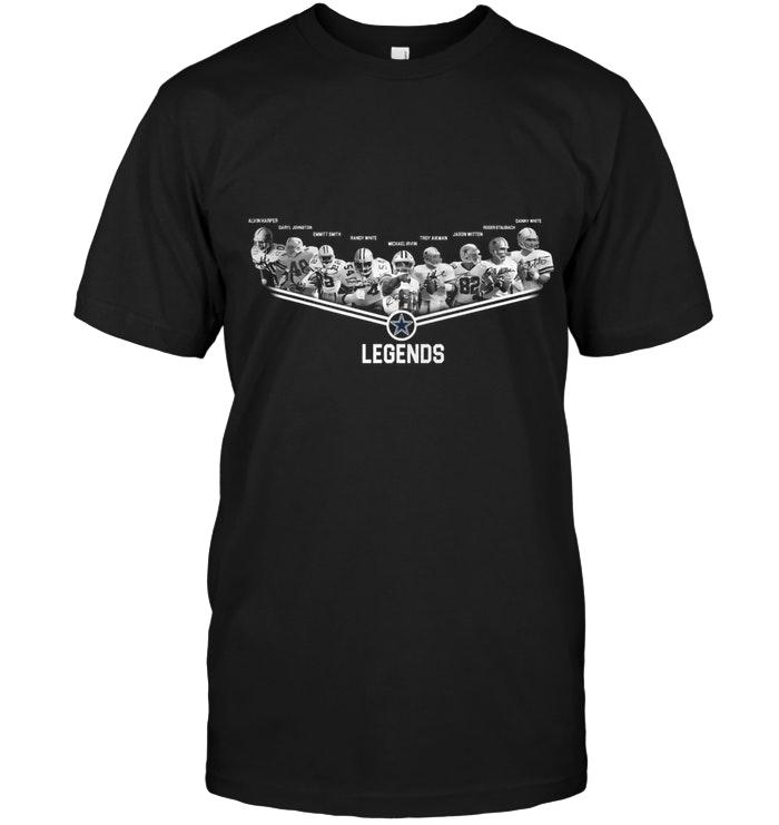 Dallas Cowboys Legends Team Shirt