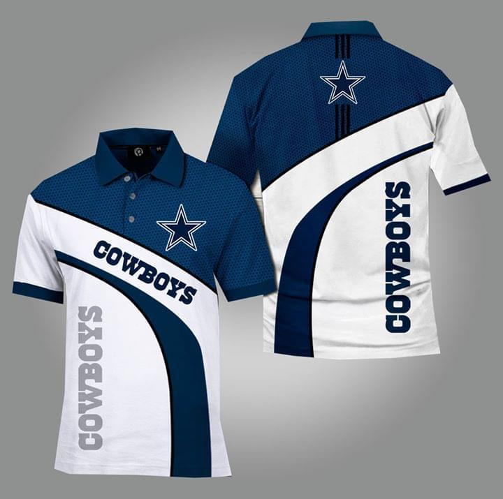 Dallas Cowboys Fan Polo Shirt