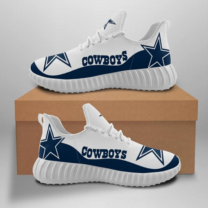 Dallas Cowboys Fan Customize Reze Sneakers