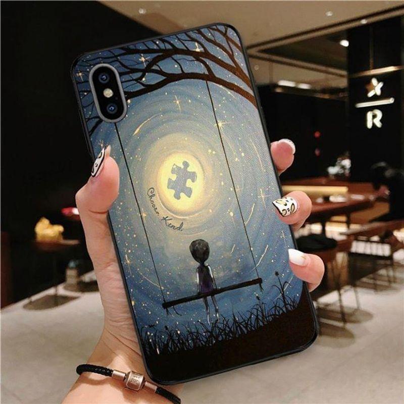 Autism Choose Kind Phone Case Full Sizes Iphone Samsung