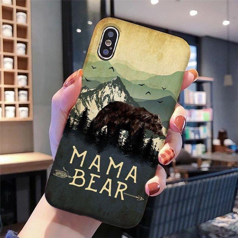 Mama Bear Phone Case Full Sizes Iphone Samsung