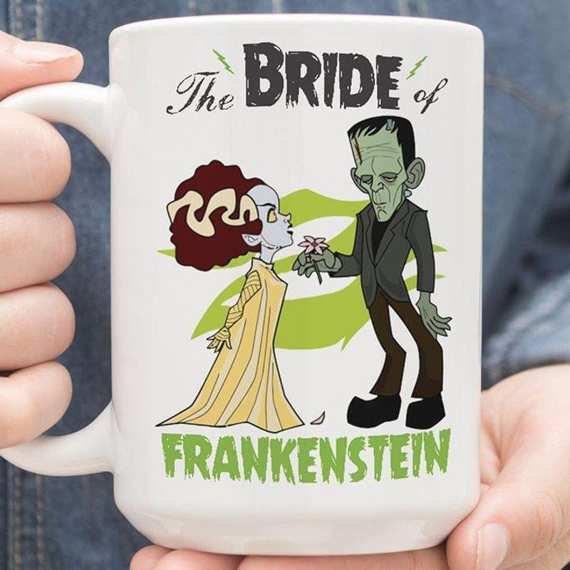 The Bride Of Frankenstein Mug White Ceramic 11oz 15oz Coffee Tea Cup