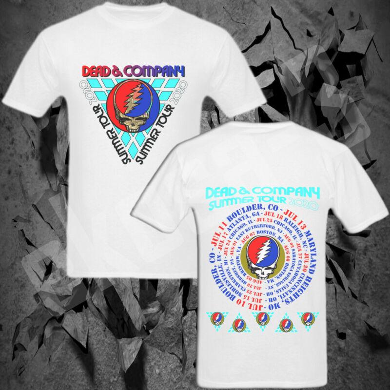 #2020 Dead and & Company Tour Shirt Summer Tour Concert 2020 T-Shirt Size S-5XL