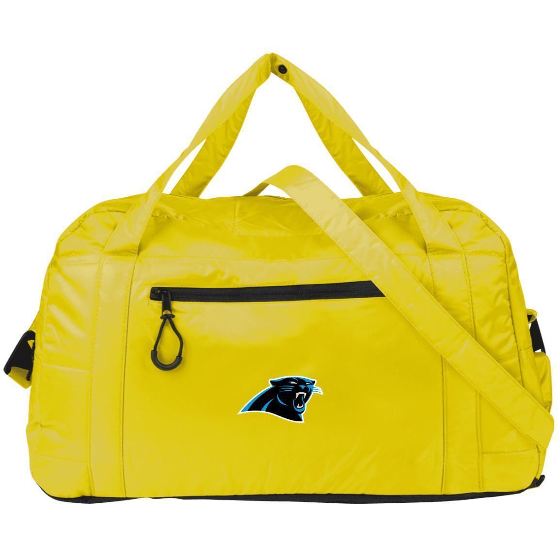 Carolina Panthers Nfl Intuition Bag